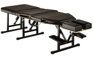PORTA-LITE CHIROPRACTIC TABLE